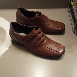 ecco loafer mules